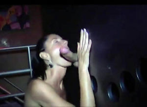 Spectacular french cockslut deepthroat..