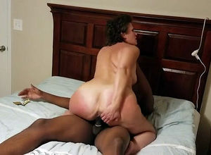 Hotwife mature wifey heads horny fat..