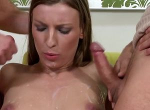 Morgan Moon xxx dual boinked
