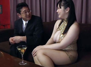 Asian Lush Doll Mikoto Yatsuka, Makes..