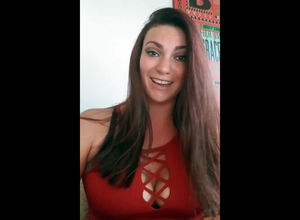 Thick hooters sweetheart tells about..