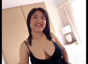 Wondrous thai dame getting banged and..