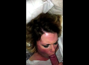 Latina mature facefucked in home hump..