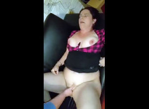 Greedy wifey heads with stranger