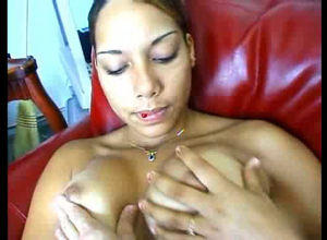 Homemade Gauze Of Gf Getting Plowed