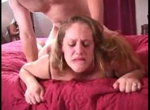 Slutwife harshly ravaging husband's..